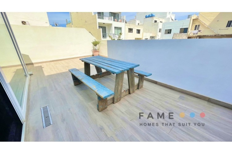 1 Bedroom Penthouse To Rent