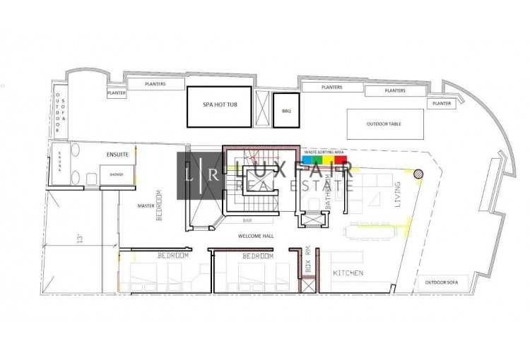 6 Bedroom Penthouse For Sale