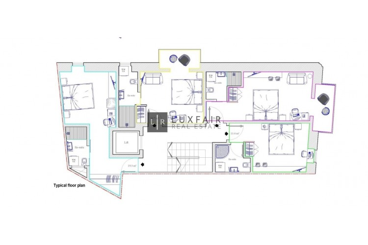 14 Bedroom House To Rent