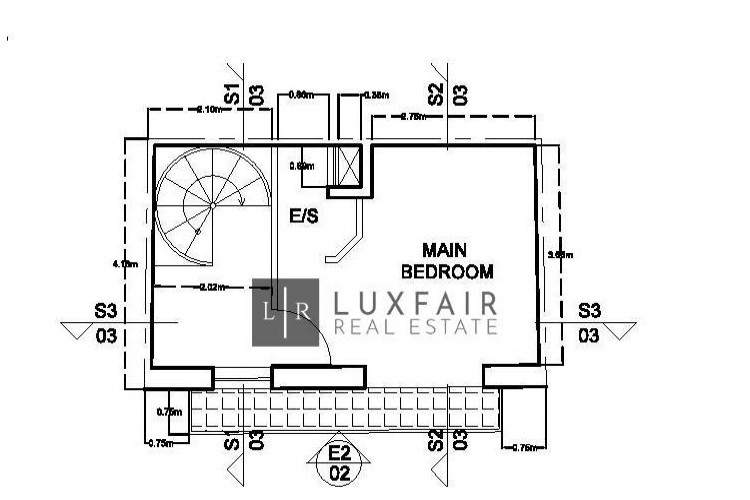 1 Bedroom Site For Sale