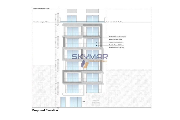 Block of Apartments For Sale