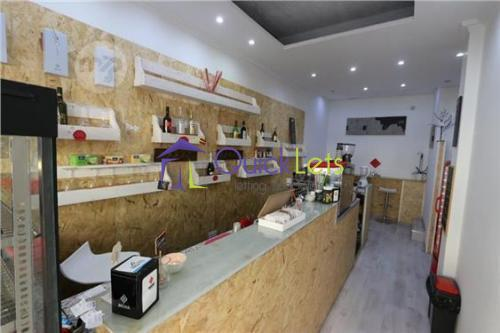 Cafe To Rent