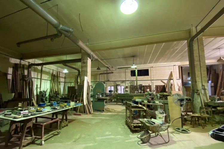 Workshop & Retail space To Rent