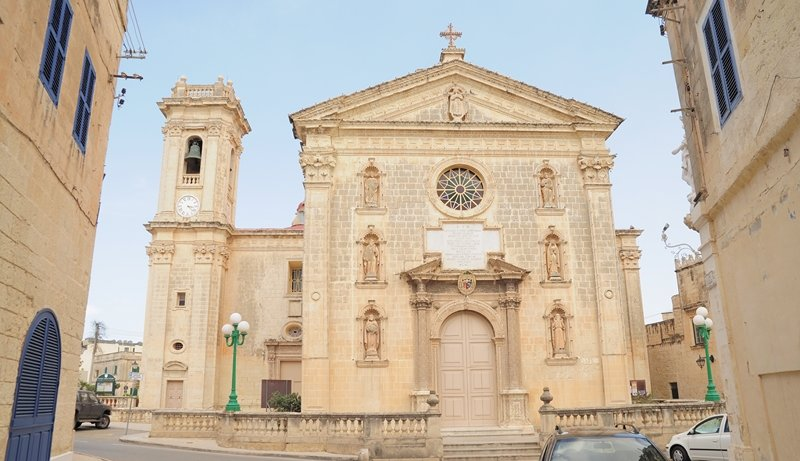 Attard-Parish-Church