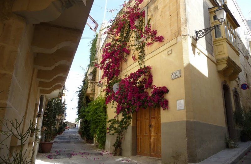 Birgu-streets
