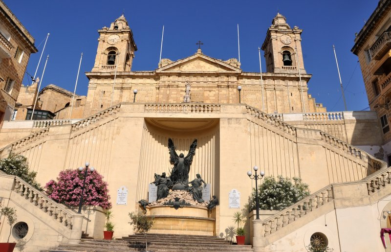 Cospicua-Parish-Church