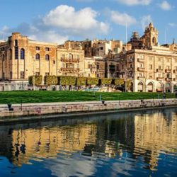 Cospicua-town