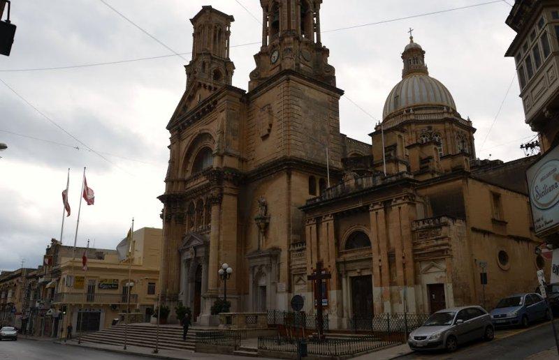 Hamrun-ParishChurch-StGaetano