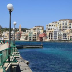 Marsaskala-Promenade