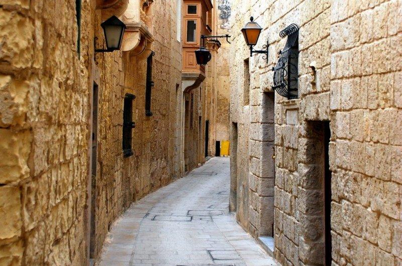 Mdina-Streets