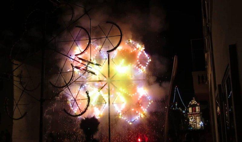 Mqabba-Fireworks