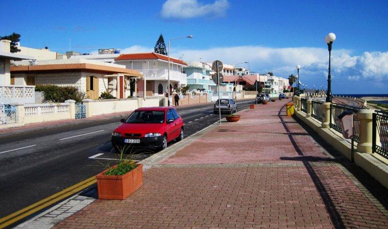 Qawra-Promenade