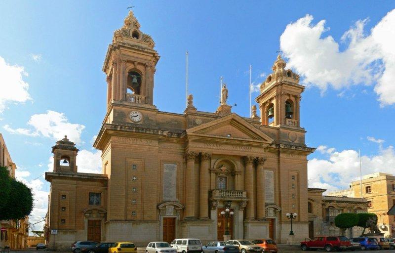 Senglea-ParishChurch