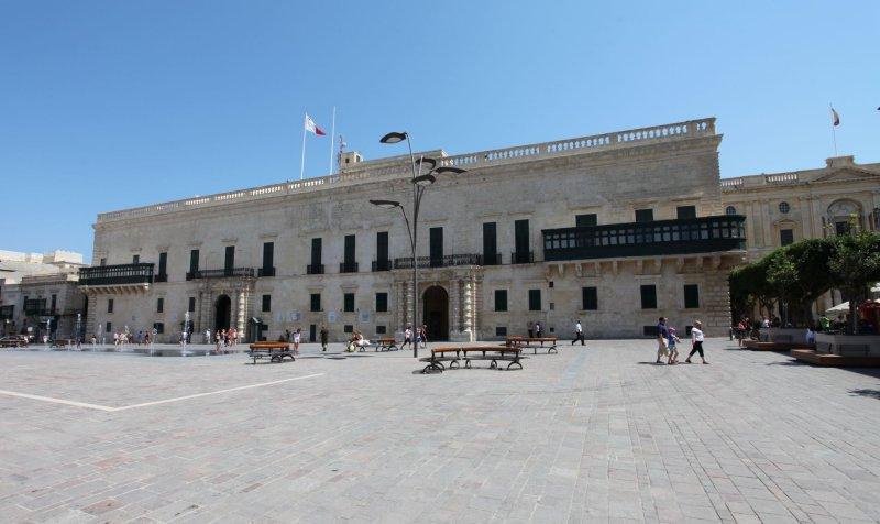Valletta-Grandmasters-Palace