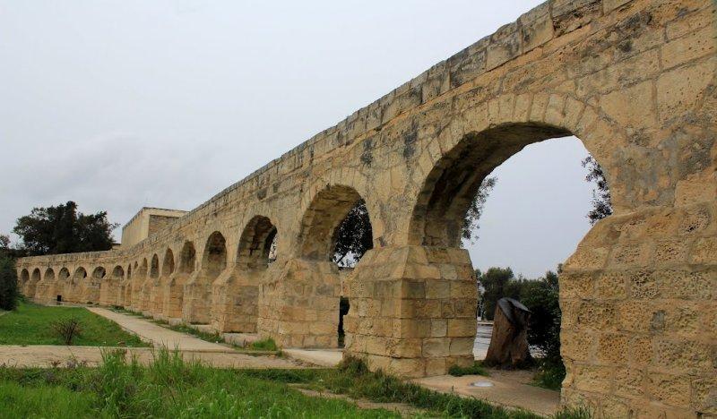 Wignacourt-Aqueduct-Balzan