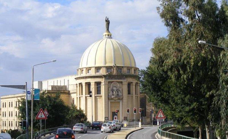 Blata-il-Bajda-church