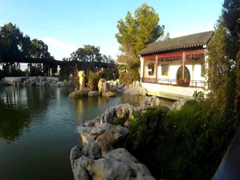 Chinese Garden, Santa Lucia
