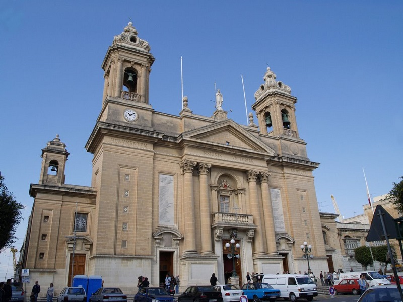 Tarxien Parish Church