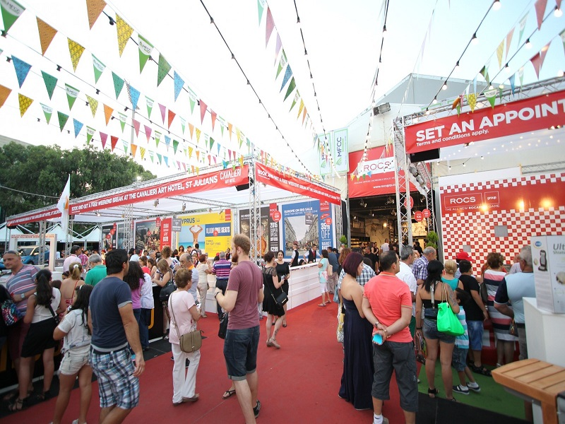 The Trade Fair at The MFCC
