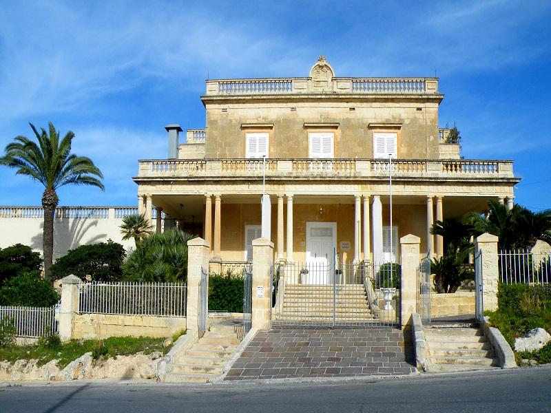 Villa Arrigo, San Pawl tat Targa
