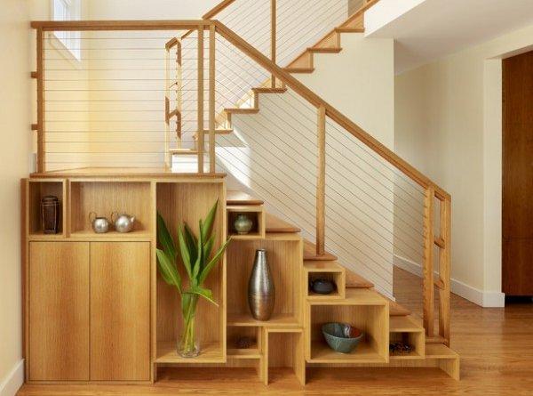 under-stairs-display
