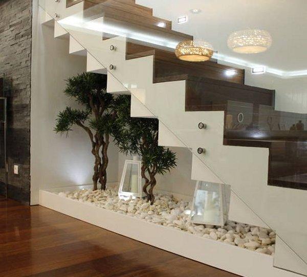under-stairs-terrarium-display